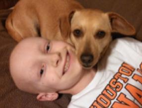 Pets Add Life Poetry Contest Winner: Travis